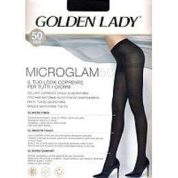 "Golden Lady колготки ""Micro glam 50"" nero"