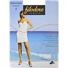 "Filodoro колготки ""Absolute summer 8"" noce"