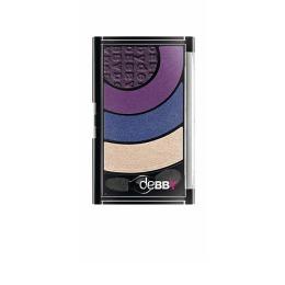 "Debby Тени для век ""Color Case Quad"", 7 г"