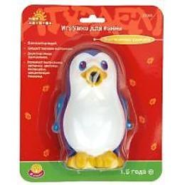 """Мир детства игрушка для ванной """"Пингвиненок удивлен"""""""