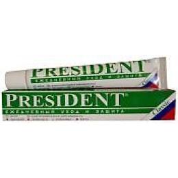 """President зубная паста """"Классик"""" 75 мл"""