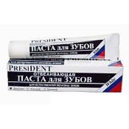"""President зубная паста """"Уайт"""" 30 мг"""