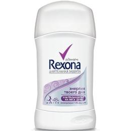 """Rexona антиперспирант карандаш женский """"Энергия твоего дня"""", 40 мл"""