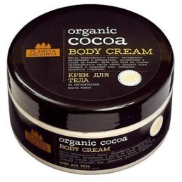 Planeta Organica крем для тела на основе органического масла какао, 300 мл