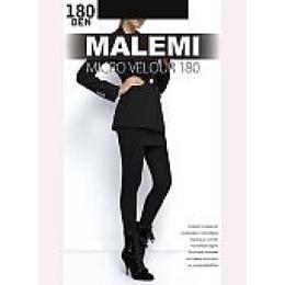 "Malemi колготки ""Micro velour 180"" nero"