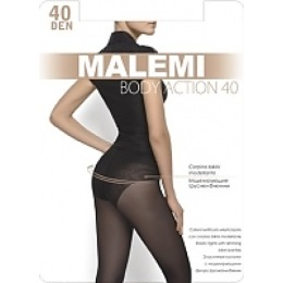 "Malemi колготки ""Body action 40"" nero"