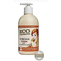 """Ecohysteria бальзам для волос """"Super цвет"""", 500 мл"""