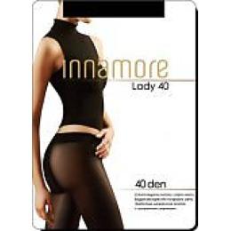 "Innamore колготки ""Lady 40"" nero, размер 5"