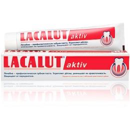 "Lacalut зубная паста ""Актив"", 30 мл"