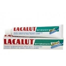 "Lacalut зубная паста ""Фитоформула"", 75 мл"