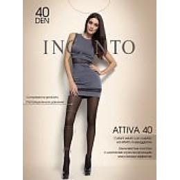 "Incanto колготки ""Attiva 40"" nero"