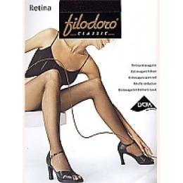 "Filodoro колготки ""Retina"" nero"