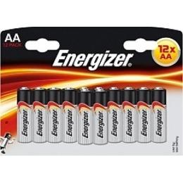 """Energizer батарейка """"Classic lr6"""" пальчиковая 12шт уп"""