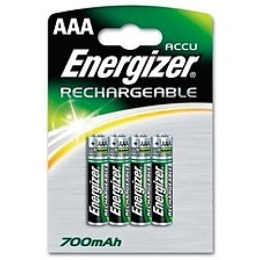 "Energizer аккумулятор ""Rech hr03 fsb4"" 700 ma"