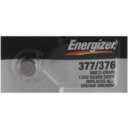 """Energizer батарейка silver """"Oxide 377/376mbl"""" 10шт"""