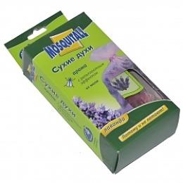 Mosquitall сухие духи защита от моли с маслом лаванды