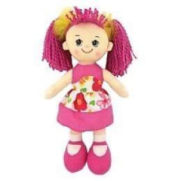"""Мир детства кукла текстильная """"Мариша"""" высота 30 см"""