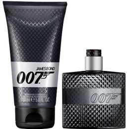"""James Bond подарочный набор туалетная вода """"007"""" 30 мл + гель для душа 50 мл"""