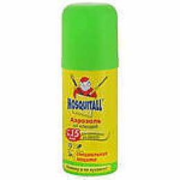 """Mosquitall аэрозоль """"Специальная защита от клещей"""", 100 мл"""