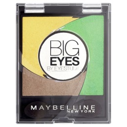 "Maybelline тени для век ""Ай студио биг айз"", 2.7 г"
