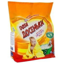 """Dosia стиральный порошок """"Досенька"""" для машинной и ручной стирки детского белья 8.4 кг"""