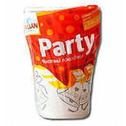 """Paclan стакан бумажный """"Party"""" 250 мл 6 шт уп"""