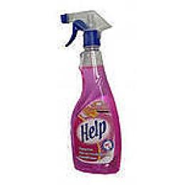 Help чистящее средство для чистки ковров с распылителем, 500 мл