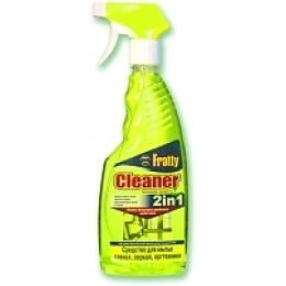 """Fratty средство для мытья стекол """"Лимон"""", 500 мл"""