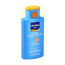 """Nivea Sun солнцезащитный лосьон """"Легкое прикосновение"""" spf 50 200 мл"""