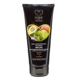 """Love 2 mix Organic маска для повреждённых волос """"Восстанавливающая"""", 200 мл"""