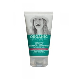 "Organic people био-маска для волос ""Ржаная"" 150 мл"