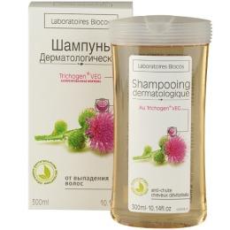 """Biocos дерматологический шампунь """"Трихоген вег"""" для ослабленных волос 300 мл"""