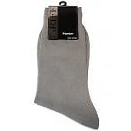 """Griff носки мужские """"Premium e5"""" всесезоннные, серые"""