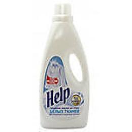 Help специальное средство для стирки белых тканей, 1 л