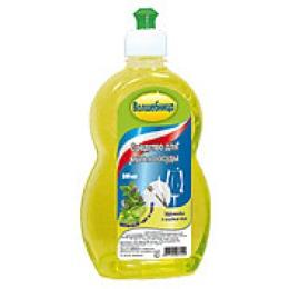 """Волшебница средство для мытья посуды  """"Зеленый чай и мята"""", 500 мл"""