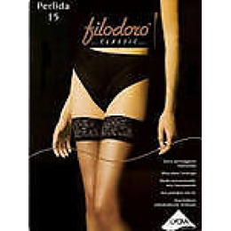 """Filodoro чулки """"Perfida 15"""" nero"""