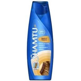 Shamtu шампунь с экстрактом дрожжей для очень тонких волос, 380 мл