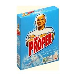 """Mr.Proper моющий порошок для уборки """"Универсал"""" с отбеливателем, 400 г"""