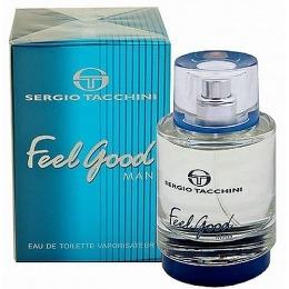 "SergioTacchini туалетная вода ""Feel good"" мужская, 50 мл"