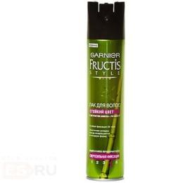 "Garnier лак для волос ""Garnier style Бамбук стойкий цвет"", 250 мл"