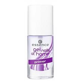 """Essence покрытие для ногтей """"Gel nails at home primer"""" закрепляющее"""