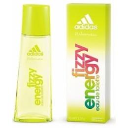 "Adidas туалетная вода ""Fizzy Energy"" для женщин, 50 мл + косметичка"