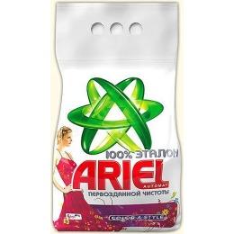 """Ariel стиральный порошок """"ColorStyle"""" автомат, 6 кг"""
