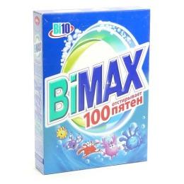 """Bimax стиральный порошок """"100 пятен"""" ручная стрика, 400 г"""