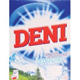 """Deni стиральный порошок """"Кислород Свежесть"""" ручная стирка, 400 г"""