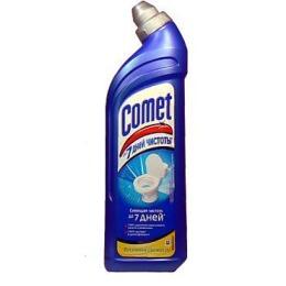 "Comet чистящее средство для туалета ""Лимон"", 750 мл"