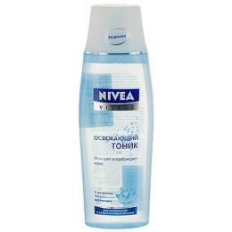 """Nivea тоник """"Красота и свежесть"""" освежающий 200 мл + корона"""