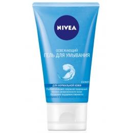 Nivea гель для умывания очищающий, для нормальной и комбинированной кожи, 150 мл