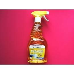 """Пчелкин стеклоочиститель """"Лимон"""" с распылителем, 500 мл"""
