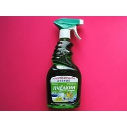 """Пчелкин стеклоочиститель """"Яблоко"""" с распылителем, 500 мл"""